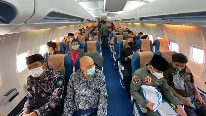 Pemerintah RI dengan pesawat TNI AU evakuasi 26 WNI dari Kabul, Afghanistan
