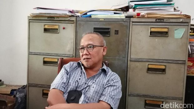 Plt Pengageng Kabupaten Mandrapura, Supriyanto Waluyo