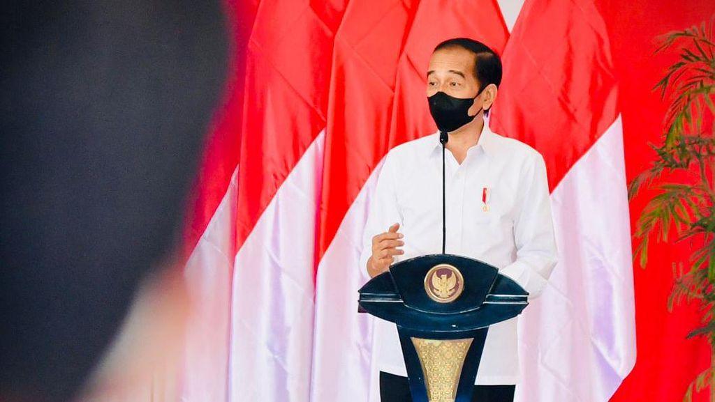 Pernyataan Lengkap Jokowi Perpanjang PPKM Hingga 6 September