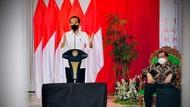 Jokowi Soroti Angka Kematian Covid-19  di Jatim Cukup Tinggi!