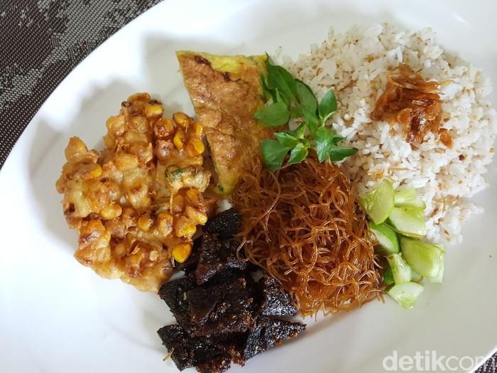 Resep Nasi Ulam Betawi