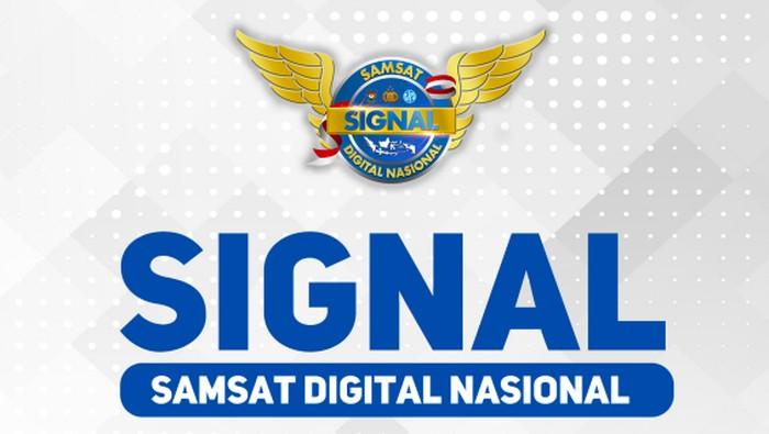 Signal (Samsat Digital Nasional)
