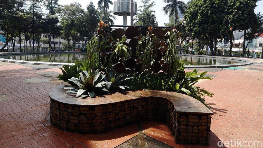 Wajah Baru Taman Martha Tiahahu Blok M