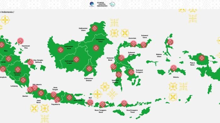 Wajah Indonesia di Rumah Digital Indonesia (Foto: Istimewa)