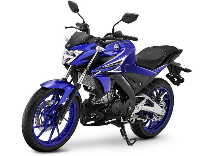 Yamaha Vixio R Metallic Blue
