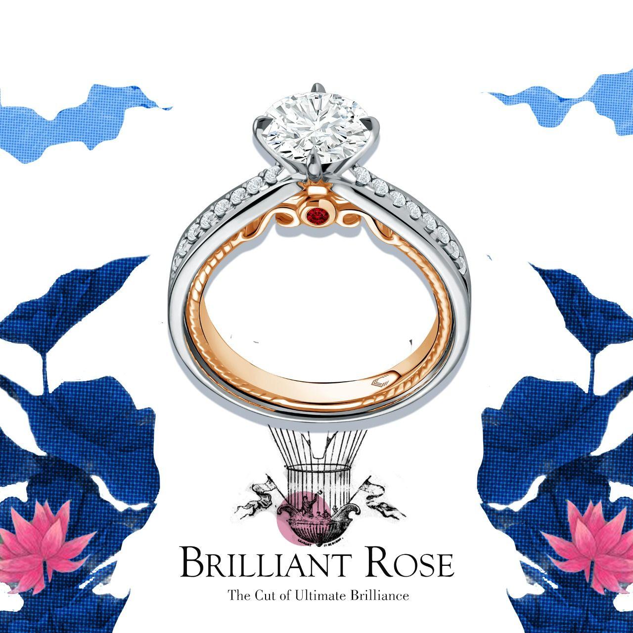 Brilliant Rose