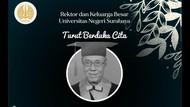 Prof Budi Darma Tutup Usia, Unesa Sampaikan Duka Mendalam