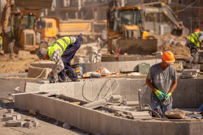 Ilustrasi Pembangunan Infrastruktur