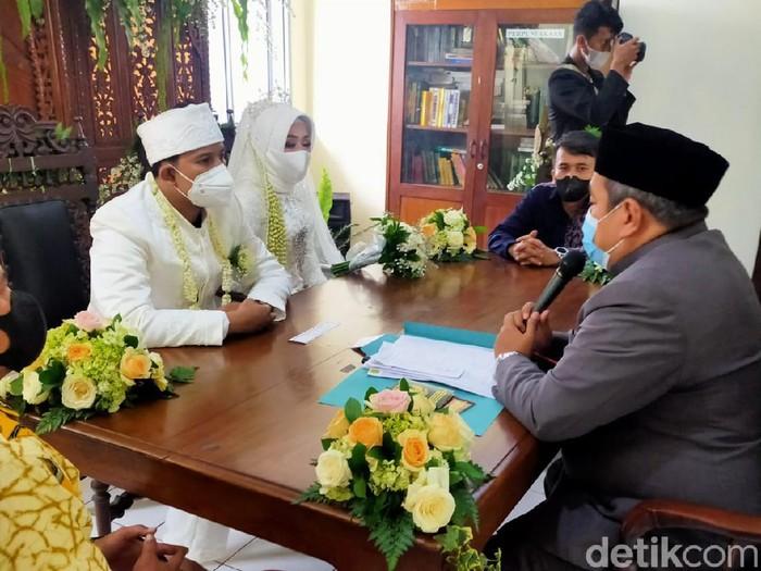 Kepala KUA Tebet, H. Abdul Azis Kamaluddin, MA.