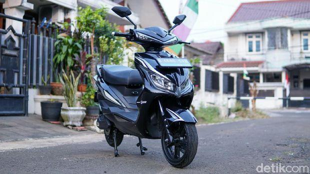 Motor Listrik Smoot Tempur