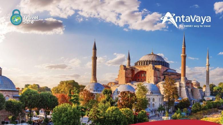 Paket ke Turki dengan perawatan rambut