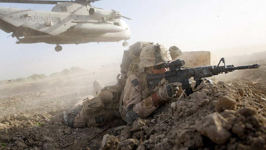 Menengok Lagi Rangkaian Operasi Militer AS di Afghanistan 20 Tahun Lalu