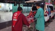Pria Lumpuh yang Dirawat 2 Bocah Sudah Dibawa ke RS di Kota Malang
