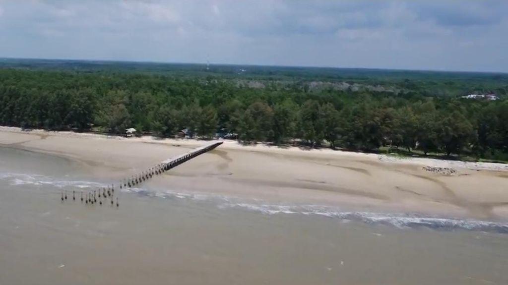 Melihat Pesona Pulau Rupat di Riau Lewat Rumah Digital Indonesia