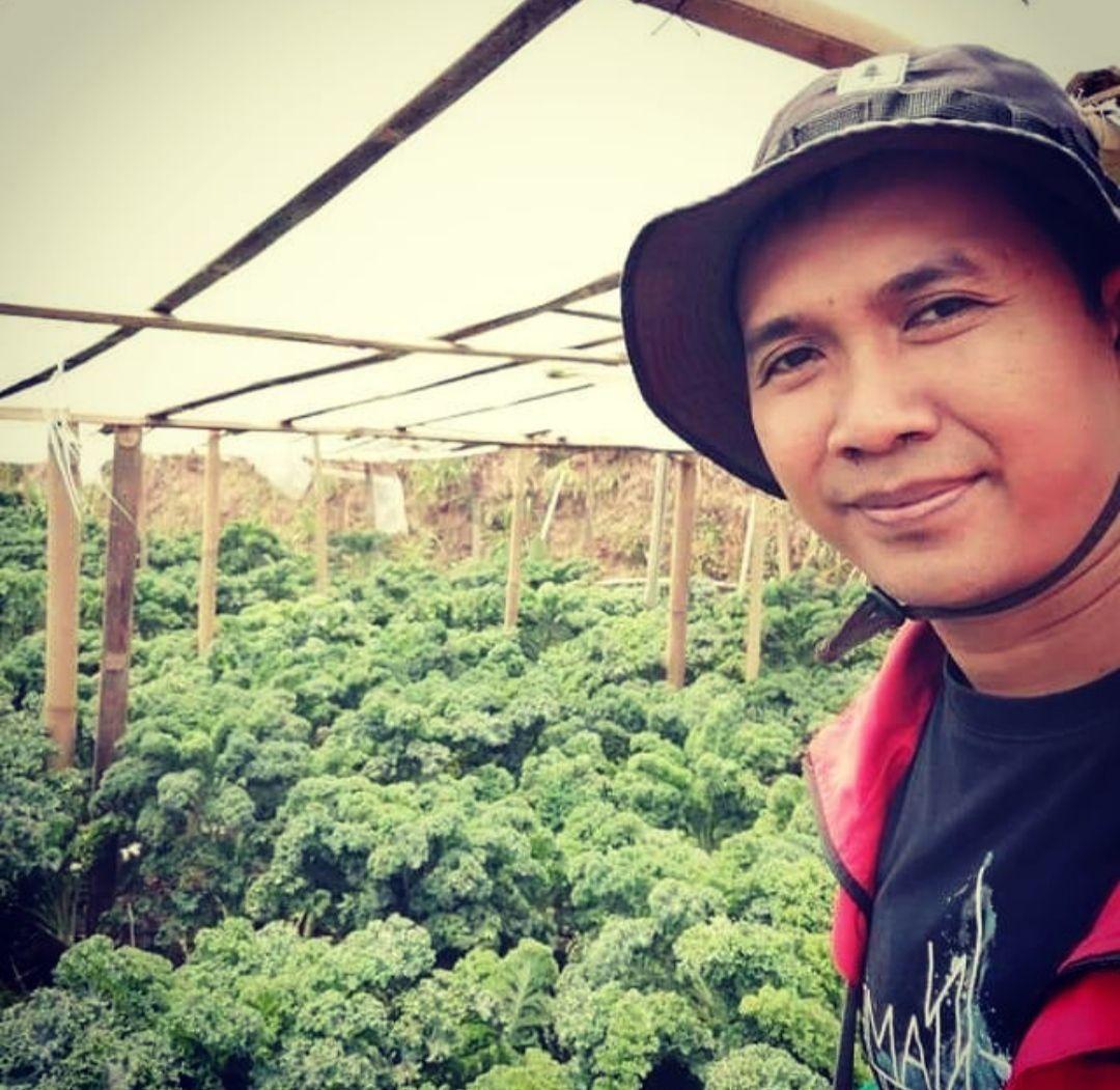 Resign Dari Bank BUMN, Dedy Kini Sukses Jadi Petani Organik