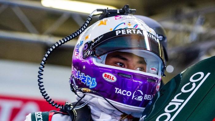 Sean Gelael bakal turun di 24 Hours of Le Mans, Sabtu-Minggu, 21-22 Agustus