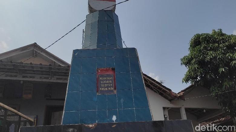 Tugu Gojali Buntung Pandeglang, Kisah Pasukan Berani Mati yang Kini Monumennya Terbengkalai