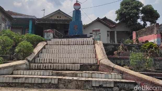 Tugu 'Gojali Buntung' Pandeglang, Kisah Pasukan Berani Mati yang Kini Monumennya Terbengkalai