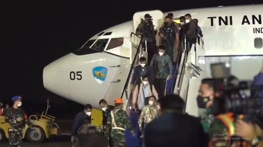 Berhasil Misi Pesawat TNI ke Afghanistan untuk Evakuasi WNI