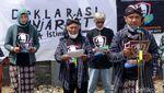 Deklarasi Dukungan untuk Ganjar Bergema di Yogyakarta