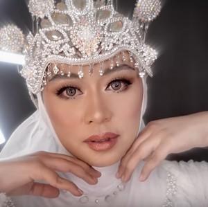 Transformasi Beauty Vlogger Tiru Makeup Akad Nikah Lesti Kejora, Ini Hasilnya