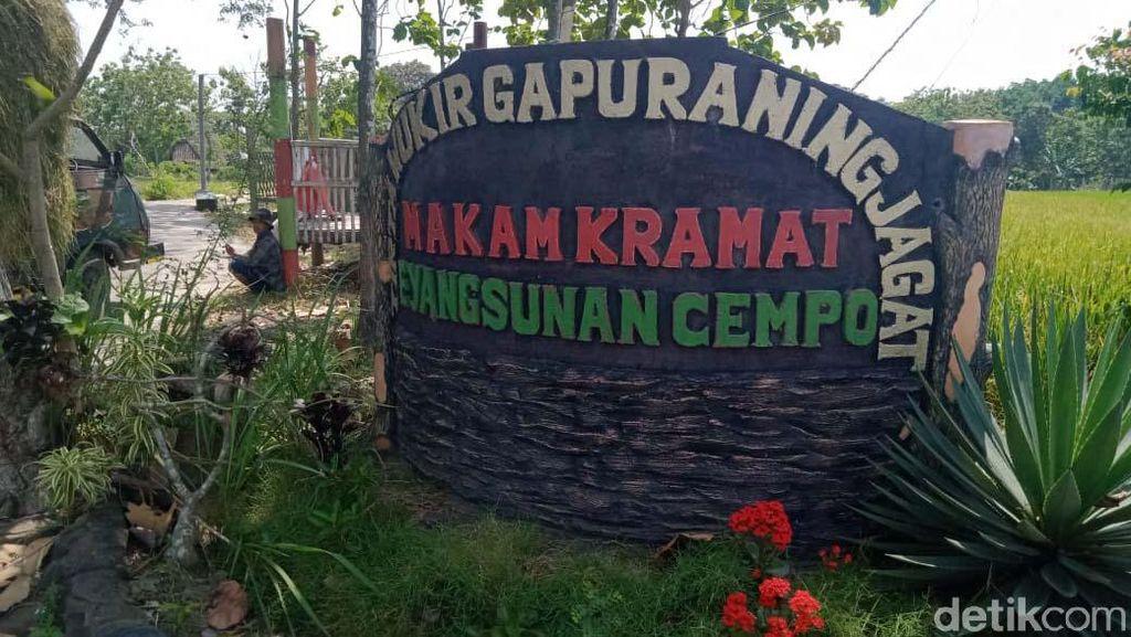 Mengunjungi Makam Sunan Cempo di Persawahan Klaten