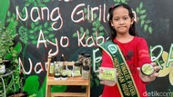 Inovatif, Pelajar SD di Surabaya Ini Mampu Sulap Bidara Jadi Produk Kecantikan