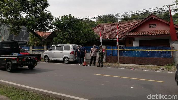 Polisi gerebek produksi obat keras ilegal di Sumedang