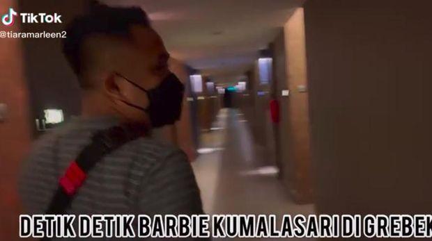 Barbie Kumalasari bantah ditangkap polisi