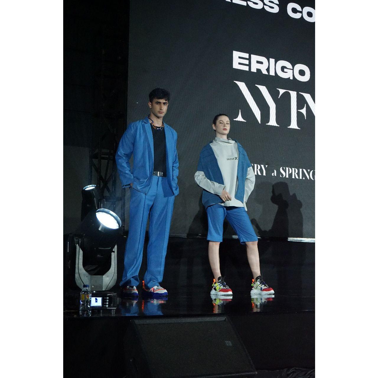 Erigo ke New York Fashion Week 2022