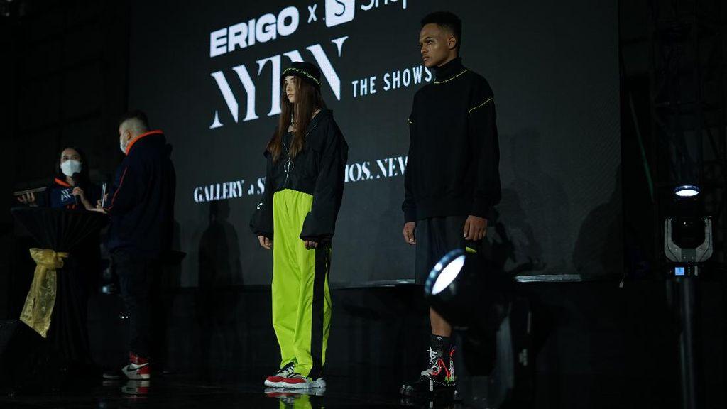 Erigo Tampil di NY Fashion Week, Sandiaga Harap Jadi Awal Go Global