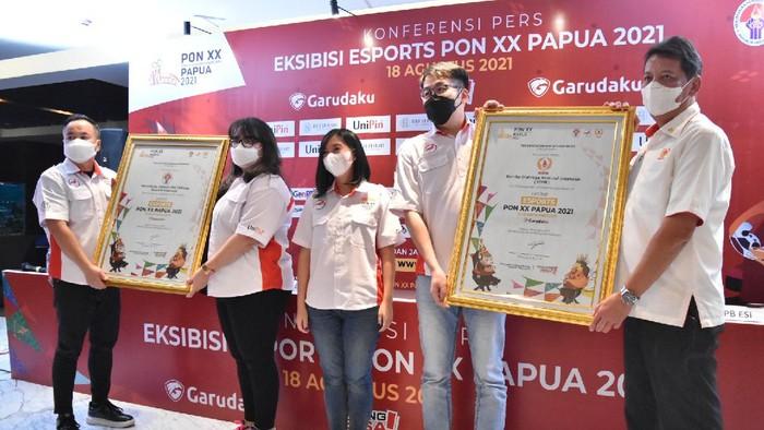 Esports Menjadi Cabang Olahraga yang Dipertandingkan di PON XX Papua 2021