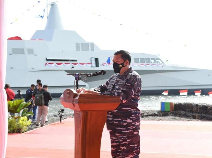 KRI Golok-688 Tambah Kekuatan Kapal Tempur TNI AL, Begini Kecanggihannya