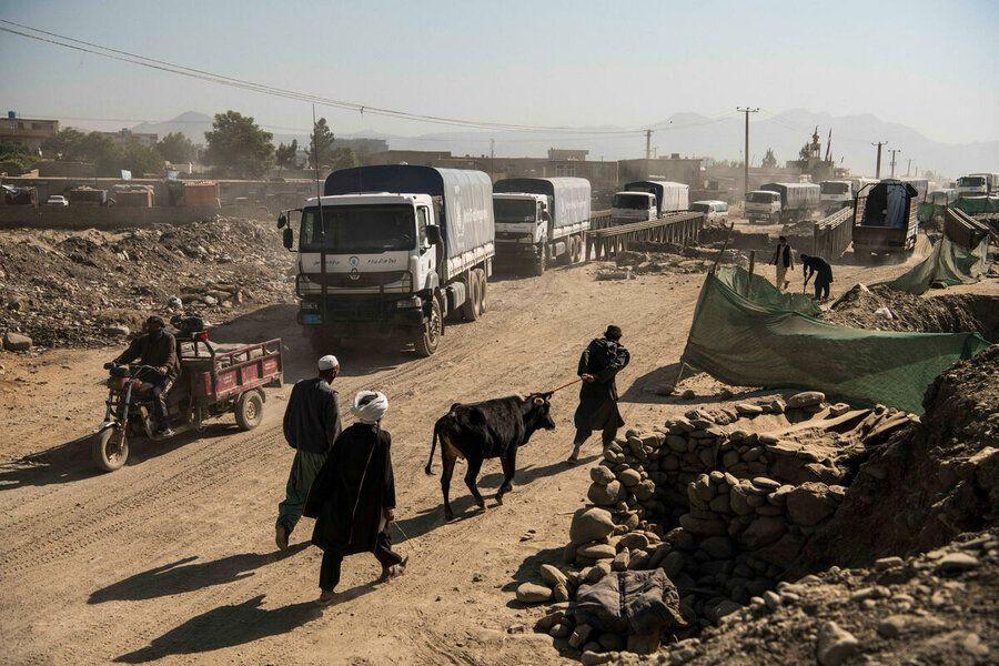 Afghanistan Krisis Pangan, PBB Laporkan 14 Juta Warga Terancam Kelaparan