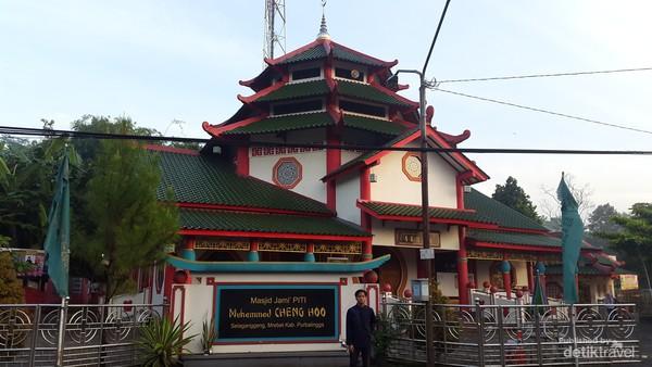 Masjid ini jadi tempat wisata religi di Purbalingga