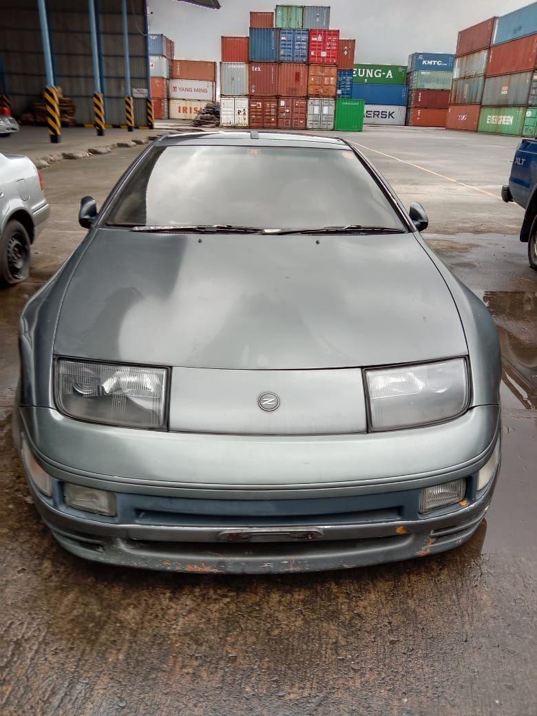Nissan Fairlady Sitaan Negara dilelang