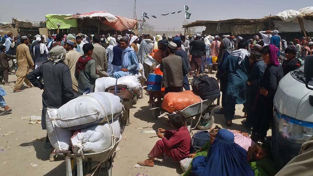 Jerit Tajikistan Tak Mampu Tampung Banyak Pengungsi Afghanistan