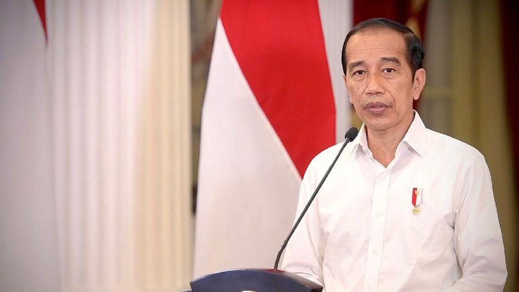 Ada IUAE-CEPA, Jokowi Mau Perdagangan RI ke Arab Naik 3 Kali Lipat