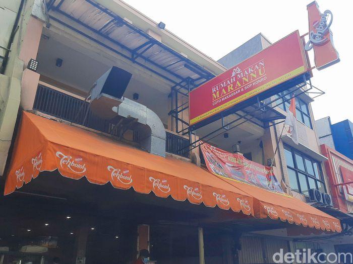 RM. Marannu: Konro Bakar khas Makassar Legendaris Sejak Tahun 1984