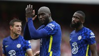 Romelu Lukaku Punya Potensi Jadi Kapten Chelsea