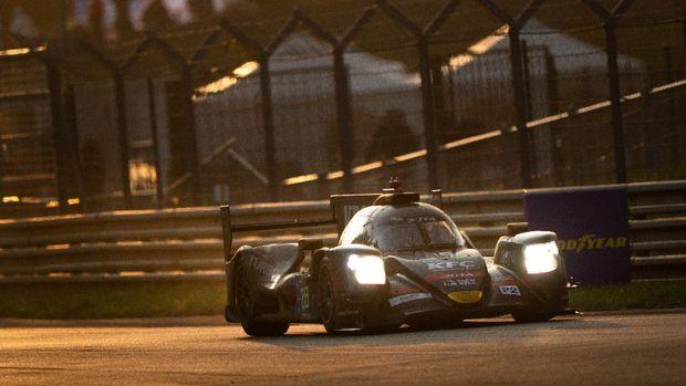 Sean Gelael dan JOTA Sport finis kedua di 24 Hours of Le Mans, Minggu (22/8/2021)