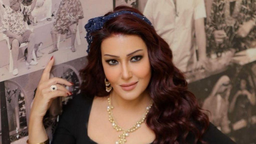 8 Foto Aktris Mesir yang Dituduh Netizen Ejek Ukuran Kelamin Eks Suami