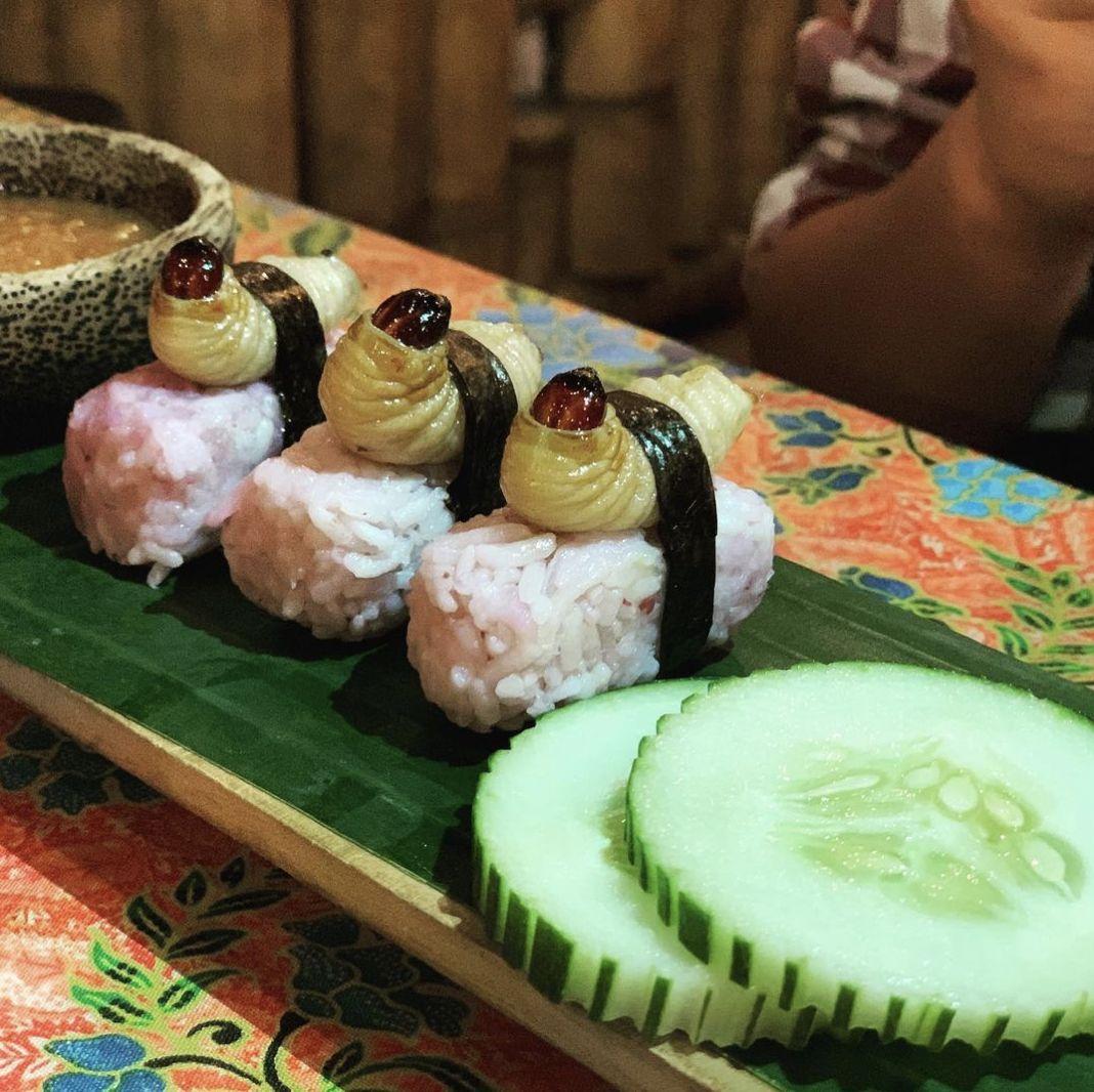 Ulat Sagu, Kuliner Ekstrem Indonesia yang Tinggi Protein