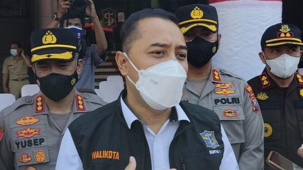 Surabaya Zona Kuning, Wali Kota Eri Fokus Pemulihan Ekonomi