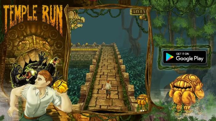 5 Game Anroid Endless Running Terbaik, Cocok Mengisi Waktu Luang Kamu
