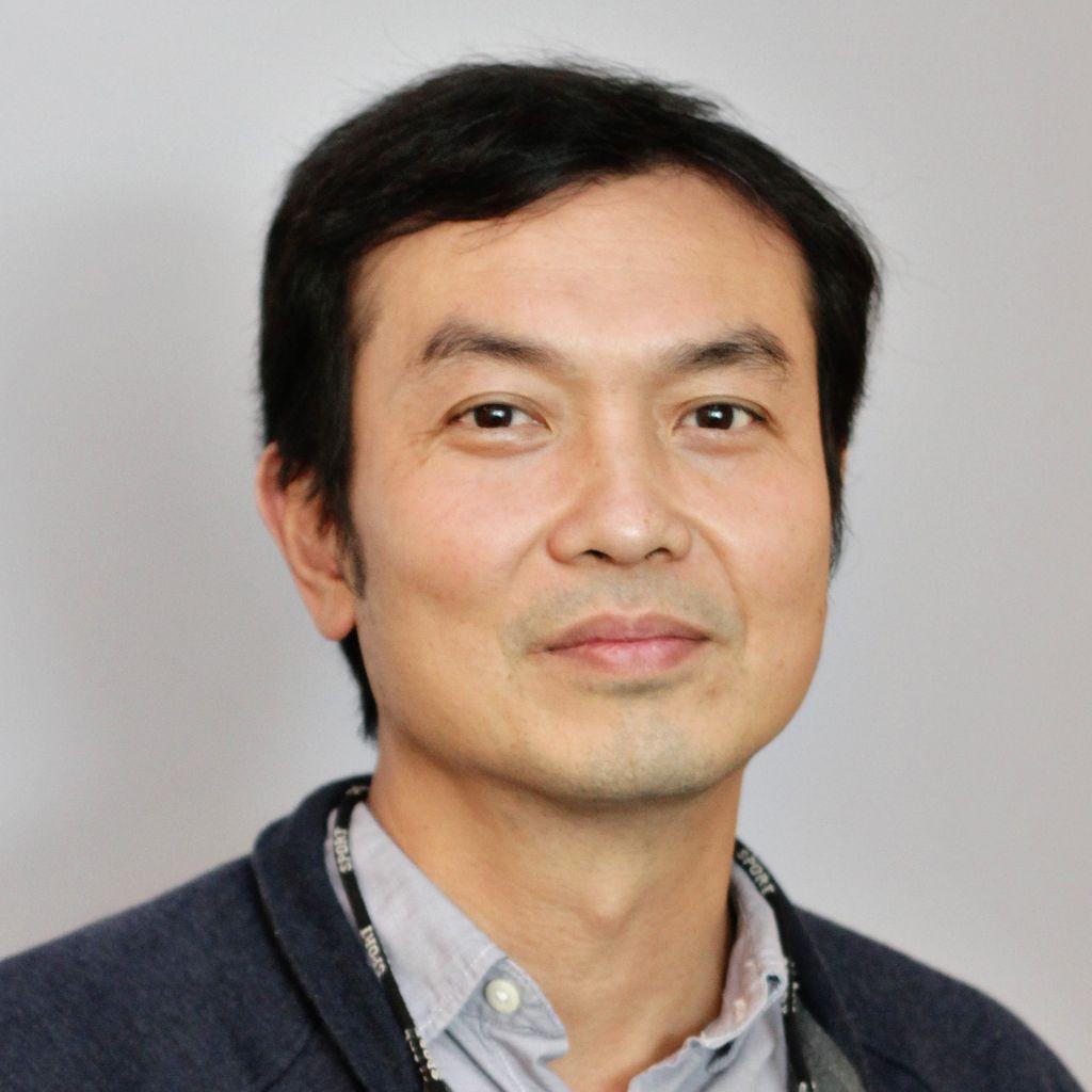 Abidin Kusno, ilmuwan Indonesia di AS.