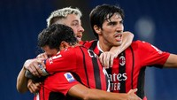 AC Milan Diprediksi Juara Liga Italia 2021/2022