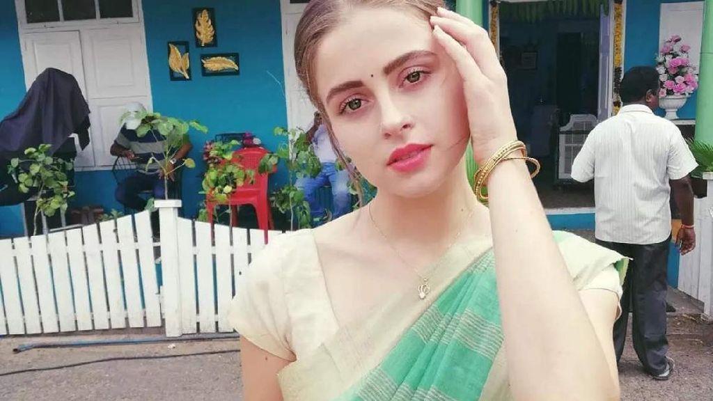 Aktris Cantik Rusia Ini Ditemukan Meninggal Gantung Diri di India