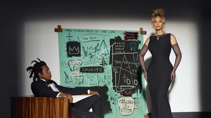 Beyonce dan Jay-Z Jadi Model Tiffany & Co.
