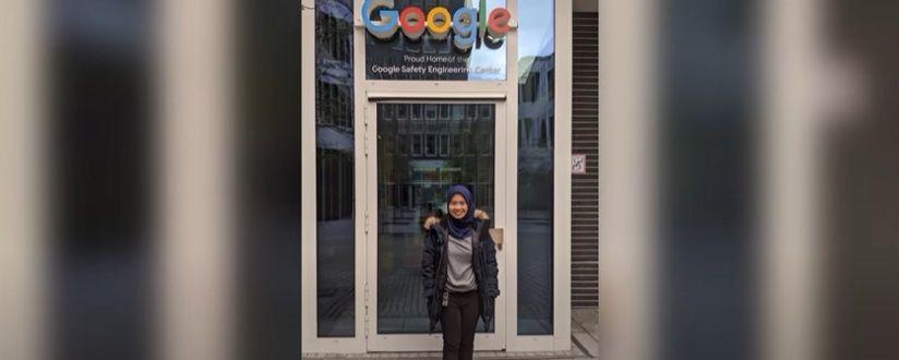Chairuni Aulia Software Engineer Google Jerman